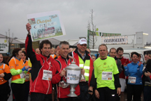 GUV Run voor Serious Request groot succes