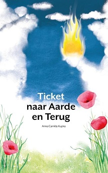 'Ticket to Earth and Back' uit de top vijf van bestsellers op Amazon, nu ook in het Nederlands