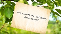 Video: Duurzame catering
